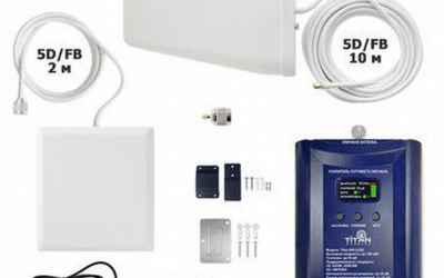 Усиление сотовой связи интернет оказываем услуги