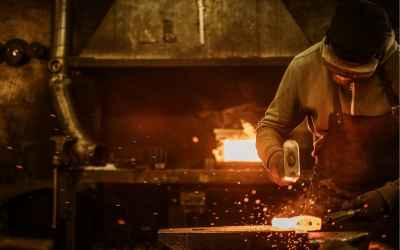 Металл. изделия с элементами художественной ковки оказываем услуги