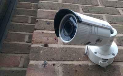 Установка видеонаблюдения и турникетов оказываем услуги