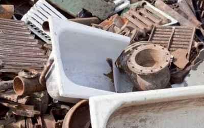 Вывоз строительного мусора, металлолома оказываем услуги