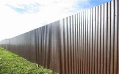 Забор и ворота оказываем услуги