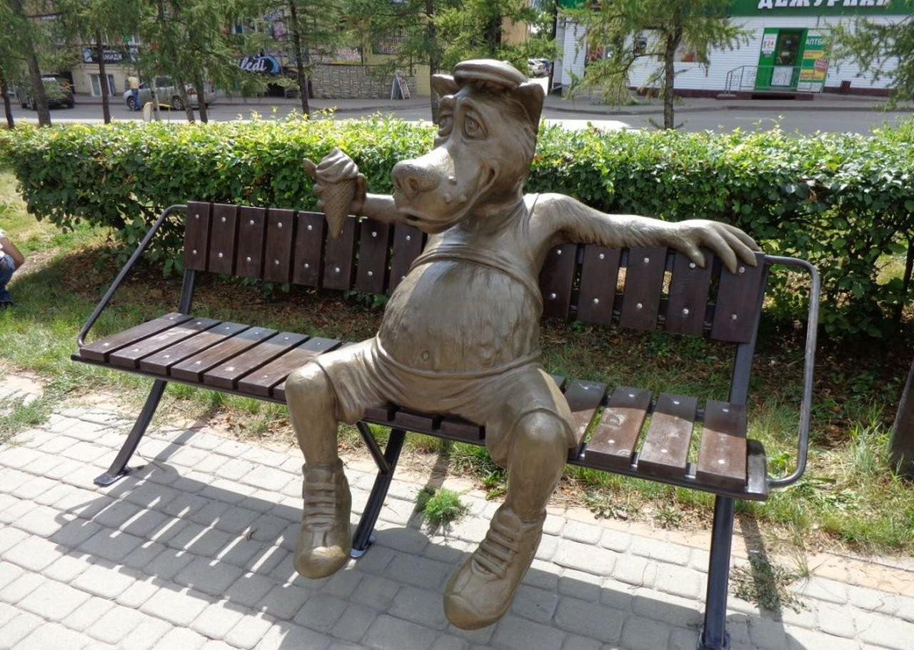 Скульптура оказываем услуги