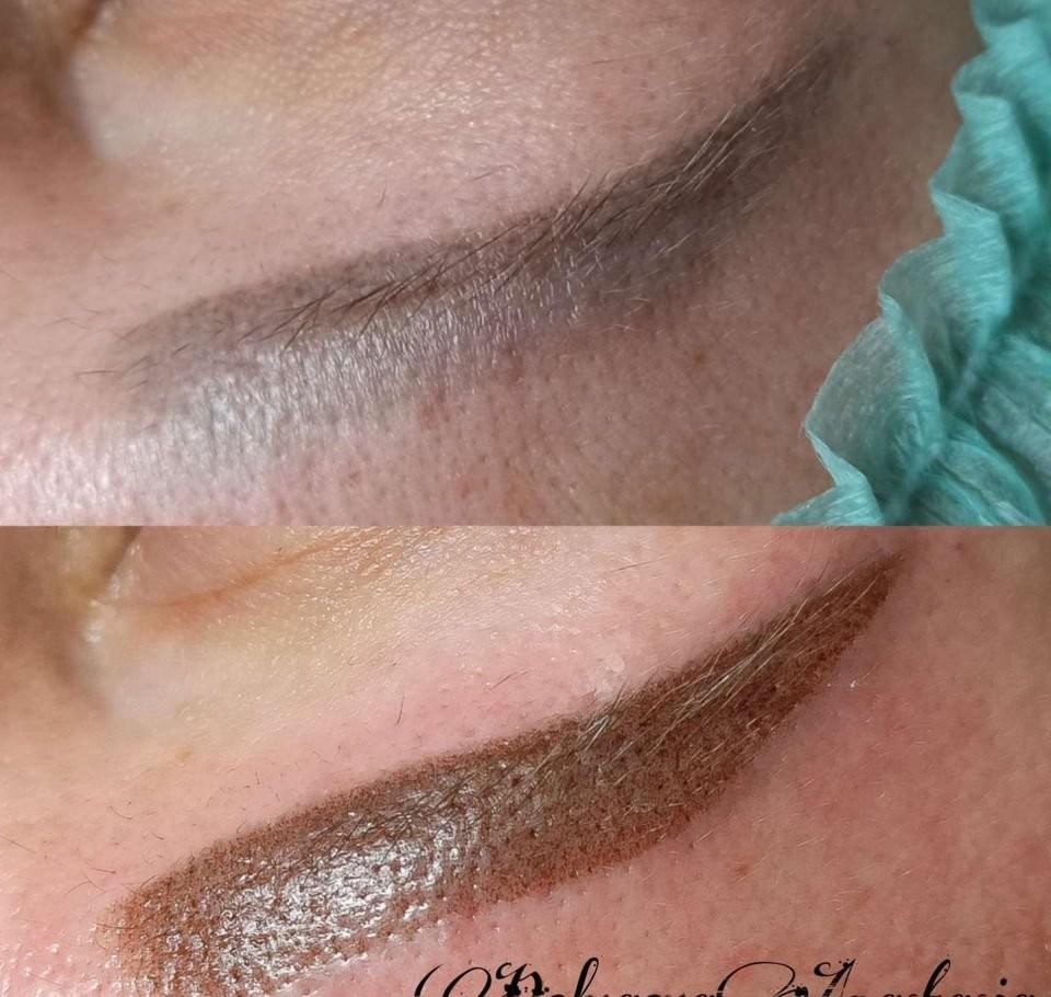 Перманентный макияж / татуаж/наращивание ресниц оказываем услуги