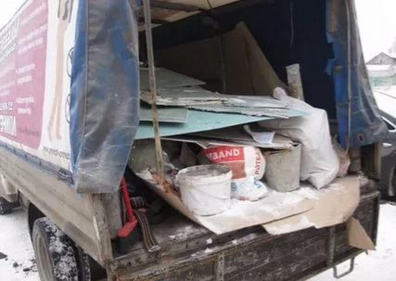 Газель,грузчики,вывоз строительного мусора,мебели оказываем услуги