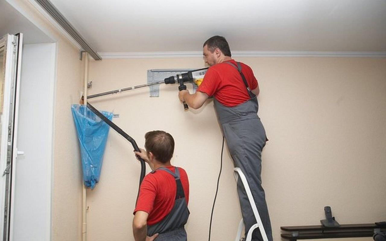Монтаж и ремонт кондиционеров, вентиляции оказываем услуги