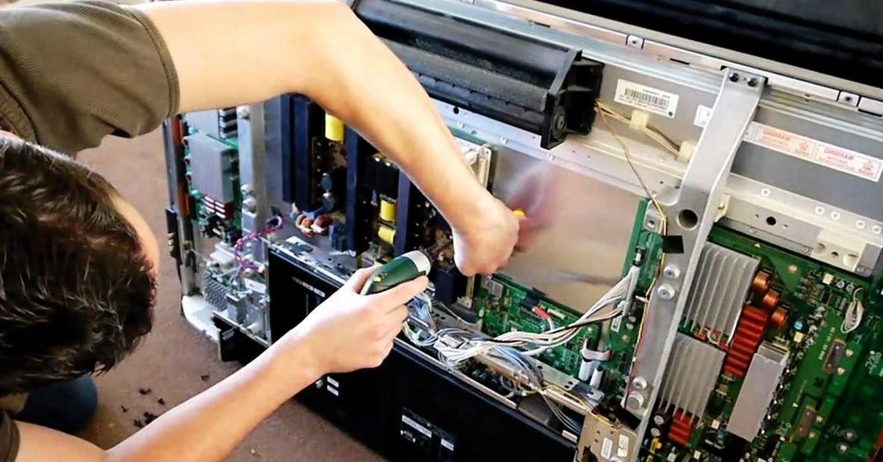 Ремонт бытовой техники оказываем услуги