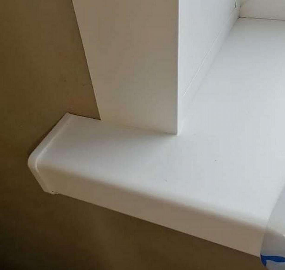 Установка откосов, подоконников на пластиковые окн оказываем услуги